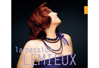 VARIOUS - La Passion Lemieux - (CD)