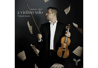 Thibault Noally - A Violino Solo - (CD)