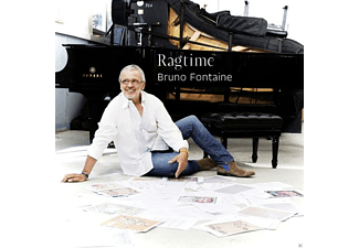 Bruno Fontaine - Ragtime - (CD)