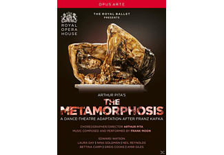 VARIOUS, The Royal Opera House - The Metamorphosis - (DVD)