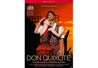 Orchestra Of The Royal Opera House - Don Quixote - (DVD)