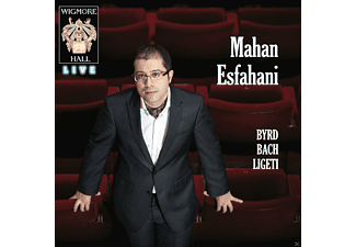 Mahan Esfahani - Works For Harpsichord - (CD)
