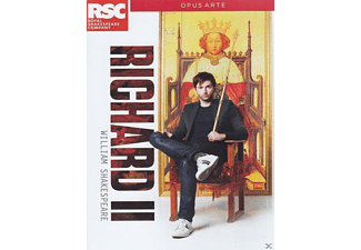 VARIOUS - Shakespeare - Richard Ii - (DVD)