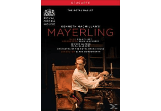 Wordsworth/Royal Ballet - Mayerling - (DVD)
