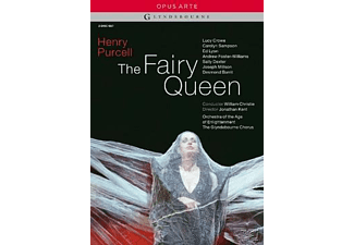 Christie/Crowe/Sampson/Lyon - The Fairy Queen - (DVD)