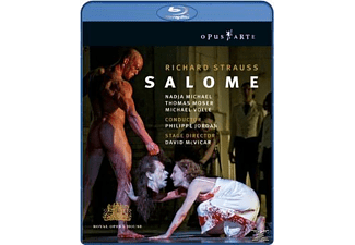 Nadja Michael, Thomas Moser, Philippe Jordan, Michael Volle, Joseph Kaiser - Salome (London 2008) [Blu-ray]