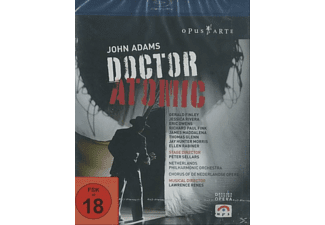 Renes/Finley/Rivera/Owens/+ - Doctor Atomic - (DVD)