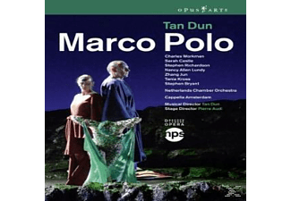 Charles Workman, Sarah Castle, Stephen Richardson - Marco Polo [DVD]