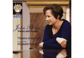 Theatre Of The Ayre - Wigmore Hall Live - John Blow: Venus & Adonis - (CD)
