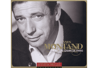 Yves Montand - Un Gamin De Paris - (CD)