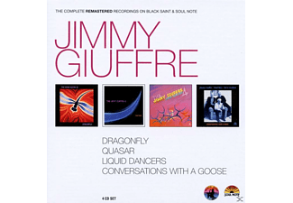 Jimmy Giuffre - Jimmy Guiffre - (CD)