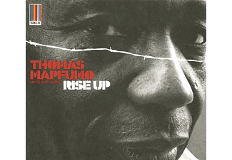 Thomas Mapfumo - Rise Up [CD]
