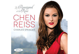 Chen Reiss, Charles Spencer - The Nightingale And The Rose - Recital - (CD)