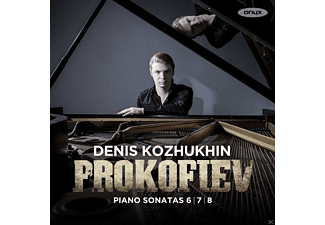 Denis Kozhukhin - Prokofiev: The War Sonatas 6, 7, 8 - (CD)