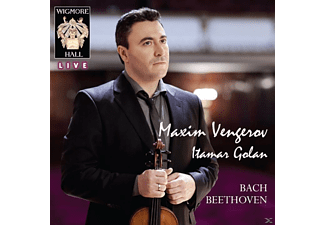 Maxim Vengerov, Itamar Golan - Bach and Beethoven - (CD)