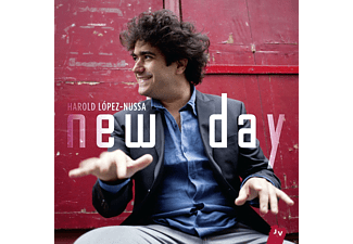 Harold Lopez Nussa - New Day - (CD)