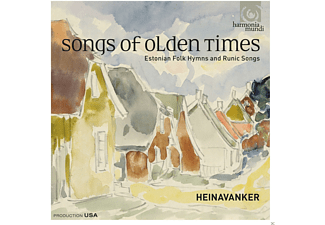 Heinavanker - Songs Of Olden Times - (CD)