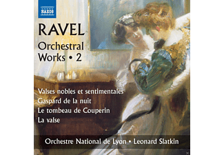 Orchester National De Lyon - Orchesterwerke Vol.2 - (CD)