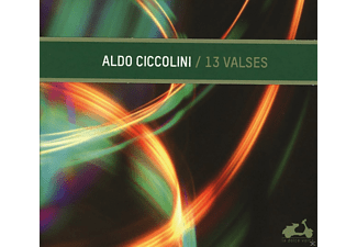 Ciccolini Aldo - 13 Valses - (CD)