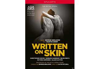 Christopher Purves, Bejun Mehta, Victoria Simmonds, Allan Clayton, Orchestra Of The Royal Opera House, Barbara Hannigan - Written On Skin [DVD]