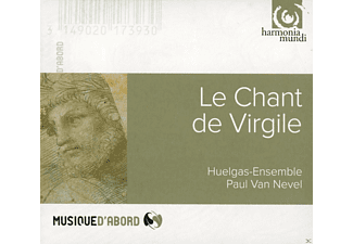 Huelgas Ensemble, Paul Van Nevel - Le Chant De Virgile - (CD)