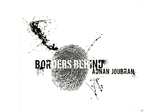 Adnan Joubran - Borders Behind - (CD)