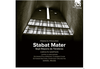 Capella Amsterdam, Estonian National Symphony Orchestra, Estonian Philharmonic Chamber Choir - Stabat Mater - (CD)