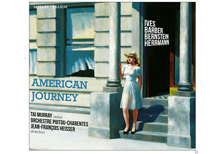 Tai Murray, Orchestre Poitou-charentes - American Journey - (CD)