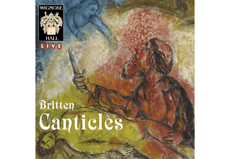 Mark Padmore, Julius Drake - Five Canticles-Wigmore Hall Live - (CD)