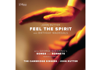 Melanie Marshall, The Cambridge Singers, BBC Concert Orchestra - Feel The Spirit - (CD)
