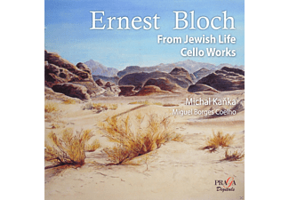 Michal Kanka, Miguel Borgel Coelho - From Jewish Life / Cello Works - (SACD Hybrid)