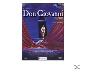 - Don Giovanni - (DVD)