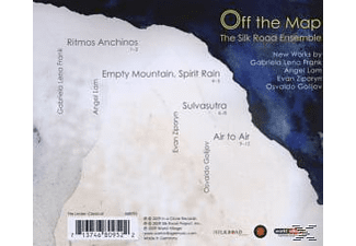 The Silk Road Ensemble - Off The Map [CD]