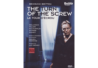 Mahler Chamber Orchestra - The Turn Of The Screw - (DVD)