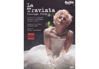 Orchestre De Paris - La Traviata - (DVD)