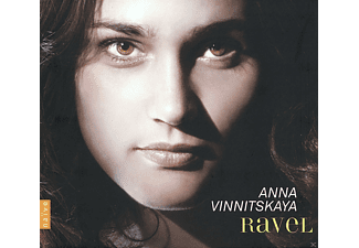 Anna Vinnitskaya - Anna Vinnitskaya Plays Ravel - (CD)
