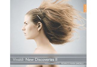 Sardelli Federico Maria - New Discoveries 2 - (CD)