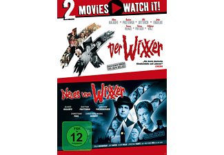Der Wixxer / Neues vom Wixxer - Double Feature Steelcase Edition - (DVD)