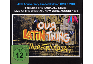 Fania Allstars - Our Latin Thing (Nuestra Cosa) - 40th Anniversary Edition - (DVD)