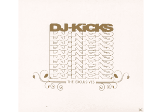 VARIOUS - Dj Kicks-The Exclusives - (CD)