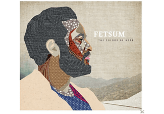 Fetsum - The Colors Of Hope - (CD)