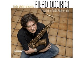 Piero With The Cedar Walton Trio Odorici - Cedar Walton Presents - (CD)