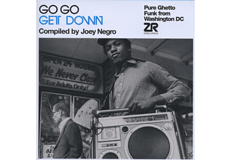 VARIOUS - Go Go Get Down - (CD)