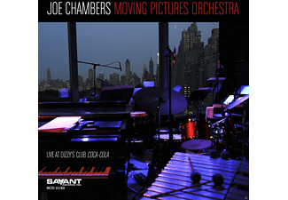Joe Chambers - Joe Chambers Moving Pictures Orchestra - (CD)