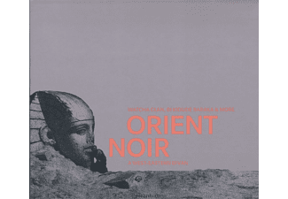Watcha Clan, Bi Kidude Baraka - Orient Noir - A West-Eastern Divan - (CD)