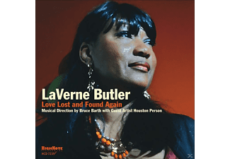 Laverne Butler - Love Lost And Found Again [CD]