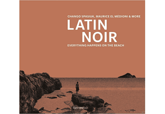 VARIOUS - Latin Noir - (CD)