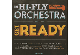 The Hi-fly Orchestra - Get Ready - (CD)