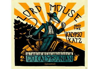 Lord Mouse And The Kalypso Katz - Go Calypsonian - (CD)