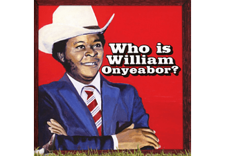 William Onyeabor - World Psychedelic Classics 5: Who Is William Onyeabor? - (CD)